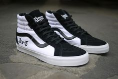 "Vans Syndicate x Ice-T ""Rhyme Syndicate Pack"" 