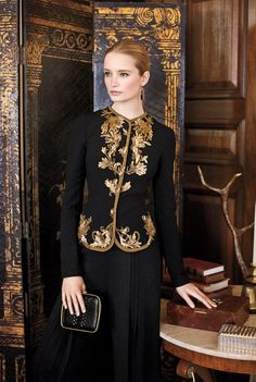 Elegance - Black & Gold