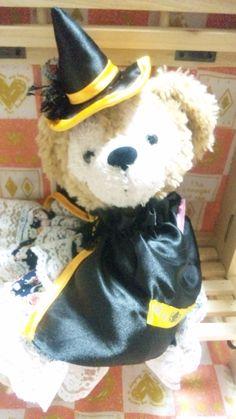 Duffy the Disney bear・・