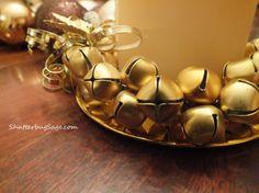 Jingle Bell Candle