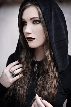 Model/retouch: me, Victoria G. Wolf Photo: Foto Marchevca Bogdan MUA: Ralu K. Make-up Artist Dress: Killstar Welcome to Gothic and Amazing | www.gothicandamazing.com