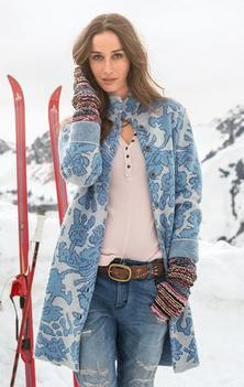 EMPEROR'S TEA SWEATER COAT - Sundance Catalog