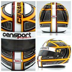 Custom Helmets, Racing Helmets, Helmet Design, Karting, Airbrush, Mockup, Helmet, Hard Hats, Motorcycle Helmets