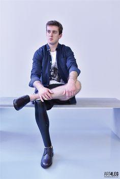 Customized 3D Printed prosthetic leg cover   design by Tomas Vacek www.studiovacek.cz designed for ART4LEG https://www.facebook.com/ART4LEG  www.art4leg.com info@art4leg.com