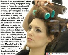 sissy hair dye story 1000 images about tg captions hair and makeup on