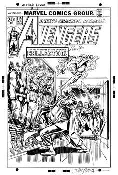 John Romita Sr. - The Avengers