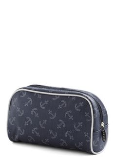 While You're Aweigh Travel Case, #ModCloth