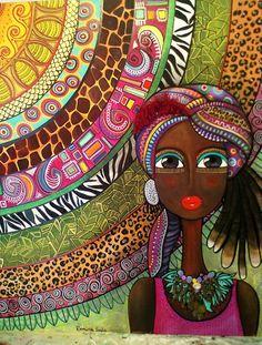 """""""Africa en la Piel"""" by Romi Lerda"""