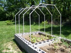 Garden Guard or Deluxe Cold Frame and Raised Bed by civilwarlady, $10.95
