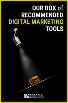 Digital Marketing Tools - via @iancleary