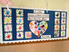 Painel decorativo para o dia da criança