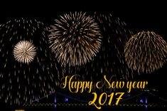Happy new year 2017 gif images free download