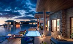 Forget Bora Bora, These Awesome Overwater Bungalows Are Much Closer
