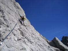 Klettersteig Near Munich : 37 best die besten klettersteige in den alpen images on pinterest