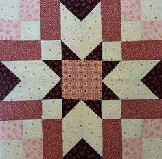 Kathy's Quilts: February 2010 #7 Blackford's Beauty