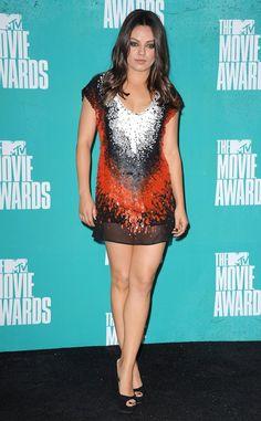 Mila Kunis | MTV Movie Awards 2012