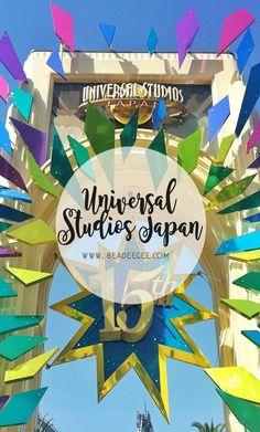 Universal Studios Japan (ユニバーサル・スタジオ・ジャパン (USJ))