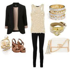 Super cute and great fall outfit especially for the office.