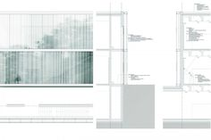 wall section rendering