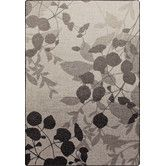 Found it at Wayfair - Mix and Mingle Gray Mist Nature's Silhouette Rug