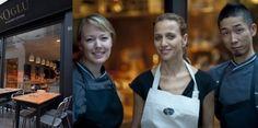 NOglu - Restaurant sans gluten - Passage des Panoramas, Paris