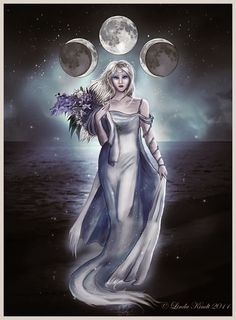 Wiccan Moonsong: Honoring the Triple Goddess Within You As we walk our path, it is incredibly important that we maintain balance. You will hear of many Goddesses that have triple aspects like Hecate and Morrigan. If you learn to identify the triple aspects within yourself, the maiden, the mother, and the crone, and honor them it will lead you to lead a more balanced life as well.