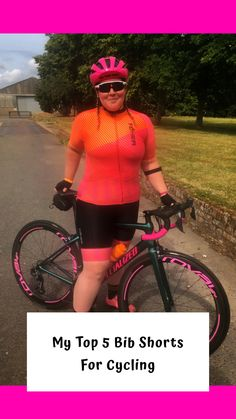 Blog post where I am talking about my favourite 5 cycling bib shorts.  Have you started cycling during lockdown? I also touch on four areas that can help with comfort when on the bike 🚴🏼♀️ Best Cycling Shorts, Cycling Bibs, Tri Suit, Mtb Shoes, Online Group, Buy Bike, Almost Always, Different Styles, Posts