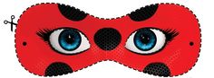 Máscara Miraculous Ladybug ou Cat Noir, Feitas em papel fotográfico 180gr , corte a máquina, vai com elástico para você amarrar. Tamanho Aproximados: 15 x 5,5cm Obs.: Não é uma folha com as duas máscaras. Preço unitário de cada máscara - R$ 1,40