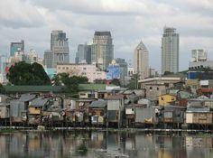 Slum in Manila, Philippines - Imgur