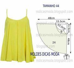 From:moldes dicas moda