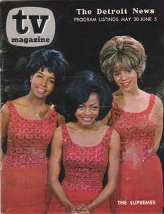 The Detroit News, May 30, 1965 — The Supremes