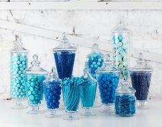 Blue lolly bar! !