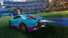 Dropshot | Rocket League® - Official Site