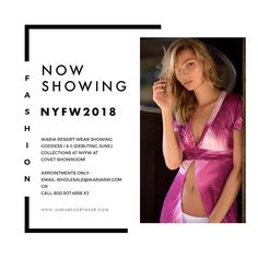 Only one more day of us being in New York to give you a glimpse of our gorgeous Goddess I & II Collections! Showing at Covet Showroom by appointment only. Email wholesale@ikariarw.com or call 800.507.4856 x3!  . . . #nyfw #newyork #manhattan #covetshowroom #ikariaresortwear #crystalsfromswarovski #swarovski #fashionart #styleicon #styler