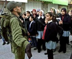 Image result for palestinian children begin school under occupation