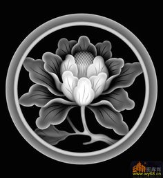 Grayscale Image, 3d Cnc, Flower Sketches, Scroll Pattern, 3d Modeling, Zbrush, Wood Carving, Stencils, Texture