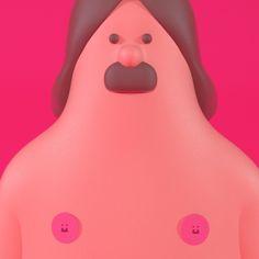 Scott | Semi-nude