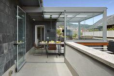 Molins Interiors // arquitectura interior - interiorismo - decoración - terraza - terrace - exterior - jardinería - penthouse - ático - comedor - dining room