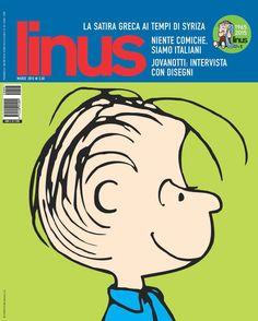 Linus compie 50 anni