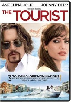 The Tourist-a great movie with an completely unexpected ending!