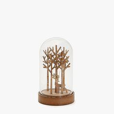 Image du produit Décoration lumineuse forêt