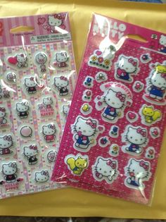 American Greeting **HELLO KITTY** stickers