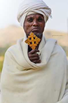 Orthodox Priest, Gish Abay, Ethiopia by Yohan San, via 500px