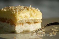Bezglutenowe ciasto Pina Colada
