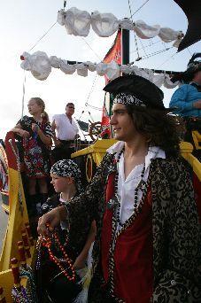 Contraband Days Pirate Festival   #louisiana