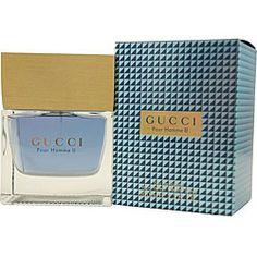 Gucci Pour Homme II by Gucci Men's 3.4-ounce Eau de Toilette Spray | Overstock™ Shopping - Big Discounts on Gucci Men's Fragrances
