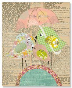 Baby Girl Nursery Prints, NURSERY ART PRINTS, French Nursery, Vintage Nursery Prints, Art Prints For Girl, Nursery Wall Decor, Pastel Prints