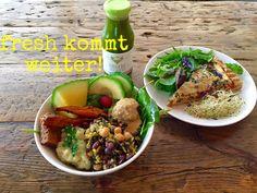 Im Herzen Münchens direkt am Stachus gelegen, befindet sich das Rebella Bex Cafe, ein lebendiger Ort für soziale Interaktion und Austausch im Bio-Veganen Bereich. Hier kommen Menschen zusammen, die gemeinsam neues entdecken und miteinander teilen wollen.  Bio-Vegane Qualität, Energy Food, in Kombination mit einem Yoga & Move Studio.
