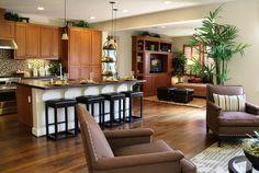 Beautiful Open Concept Kitchen | Campania at Mountain House