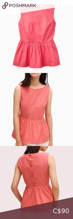 I just added this listing on Poshmark: Kate spade shore thing peplum top NWT. Kate Spade Pink, Plus Fashion, Fashion Tips, Fashion Trends, White Jeans, Peplum, Neutral, Spring Summer, Blouses